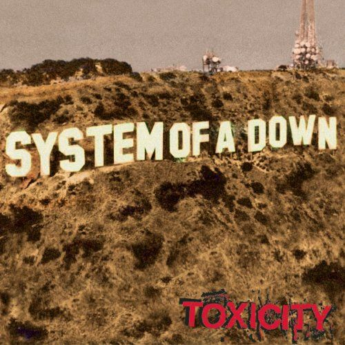 Datei:System Of A Down - 2001 - Toxicity.jpg